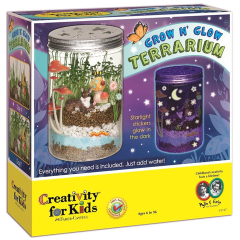 Grow N Glow Terrarium - Calendar Club of Canada - 1