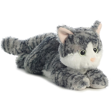 Lily Tabby Cat  Flopsie 12in