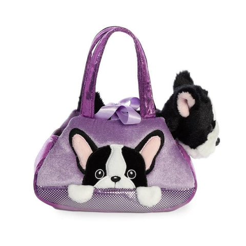 Fancy Pals French Bulldog Purse