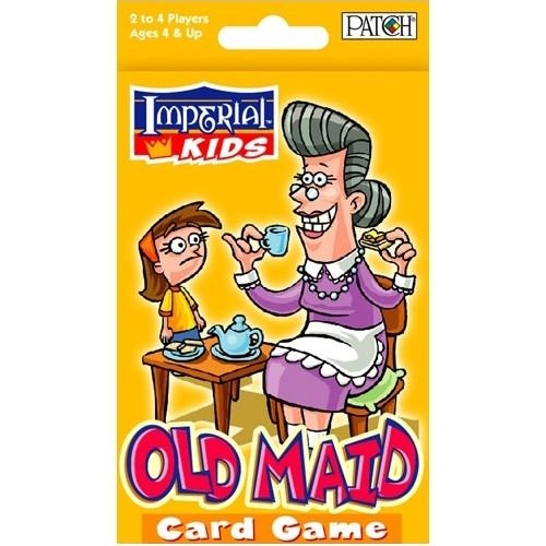 Old Maid - Calendar Club of Canada
