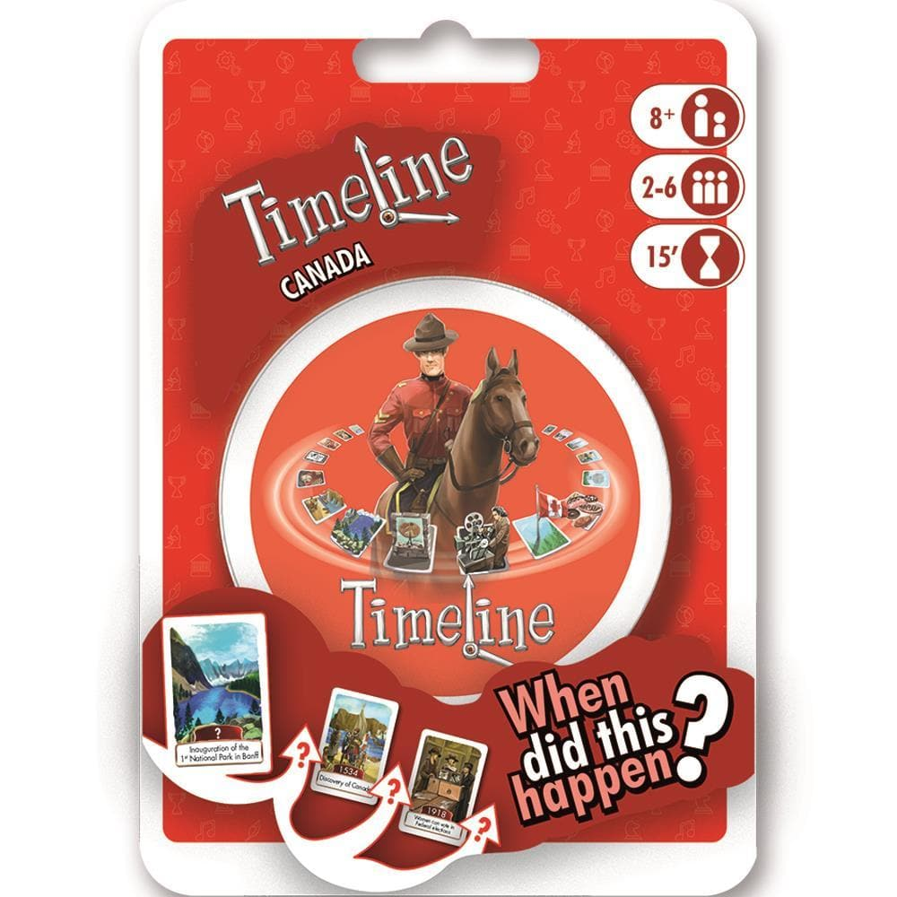 Image result for timeline canada