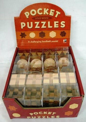 Pocket Puzzles - Calendar Club of Canada