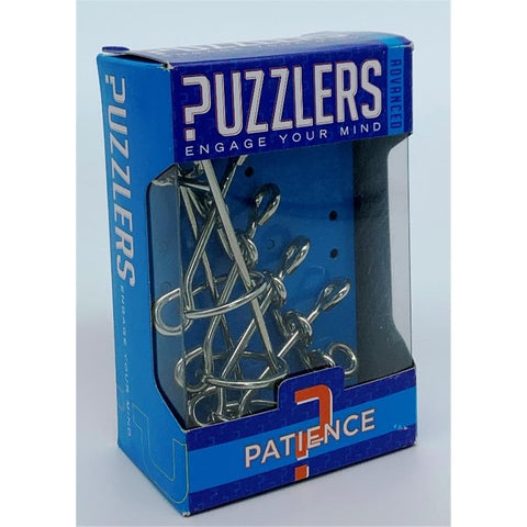 Patience Puzzler Advanced