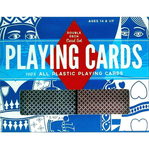 Premier Plastic Playing Cards
