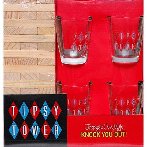 Tipsy Tower - Calendar Club of Canada