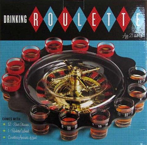 Drinking Roulette - Calendar Club of Canada