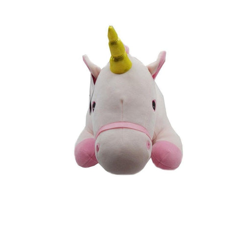 400069524538 Unicorn Snoozimals 20in Kid Global - Calendar Club1
