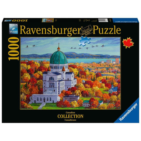 St Josephs Oratory Scenic Puzzle 1000 Piece Package Image