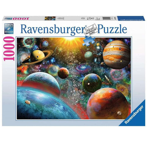 Planetary Vision Puzzle 1000 Piece