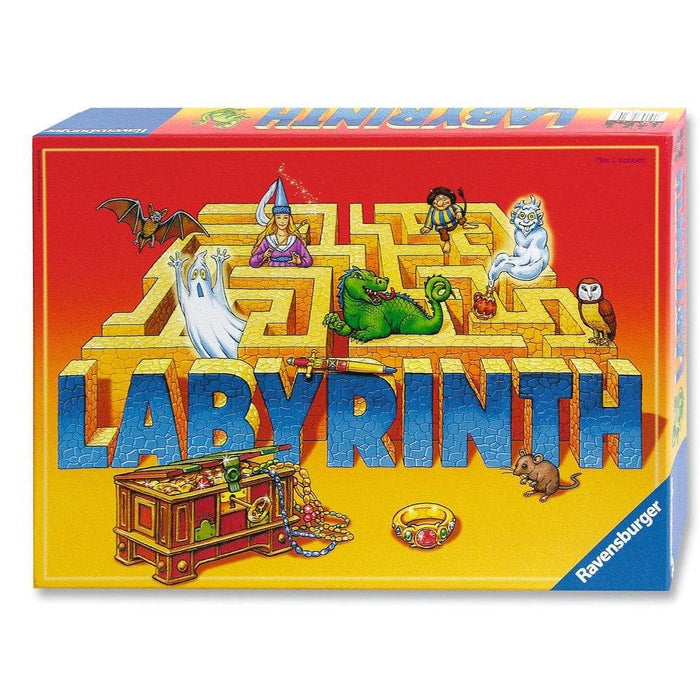 Labyrinth Strategy Game