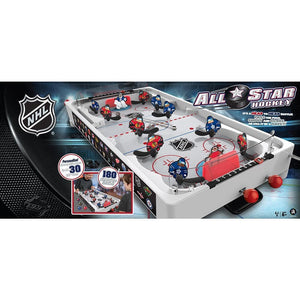 NHL All Star Hockey Game Product Packaging  Image