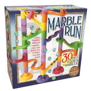 5014631011934 Marble Run 30pc House of Marbles - Calendar Club1