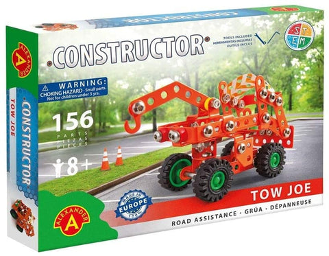 Constructor Tow Joe Pick Up