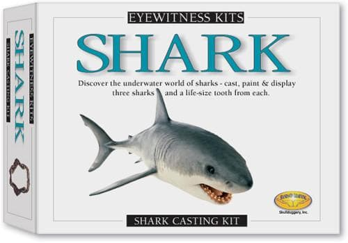 Eyewitness Kits Shark - Calendar Club of Canada