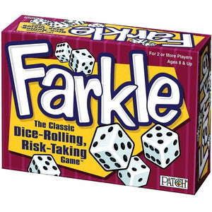 Farkle Family Dice Game - Calendar Club Canada