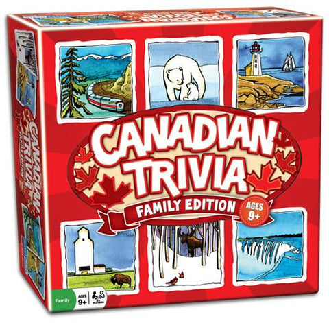 Canadian Trivia - Calendar Club of Canada