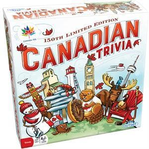 Canadian Trivia 150th Ann