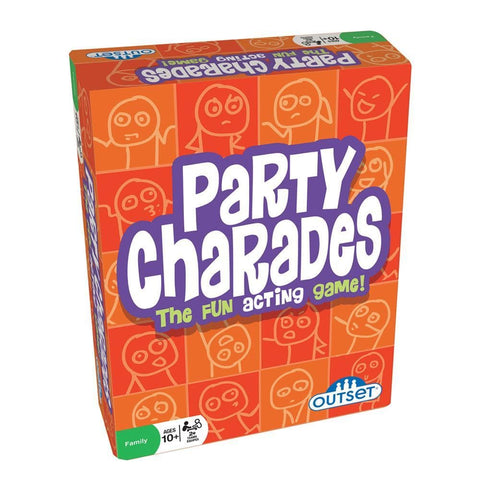 Party Charades Front Image