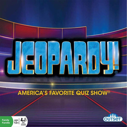 Jeopardy - Calendar Club of Canada