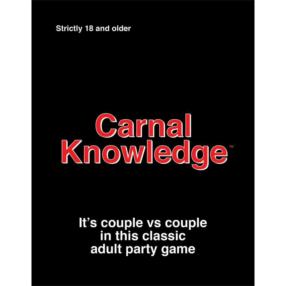 Carnal Knowledge - Calendar Club of Canada