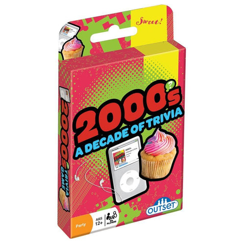 2000s Decade of Trivia Front Image