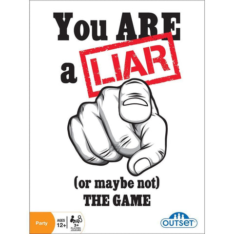 625012194204 You Are A Liar Outset Media - Calendar Club1