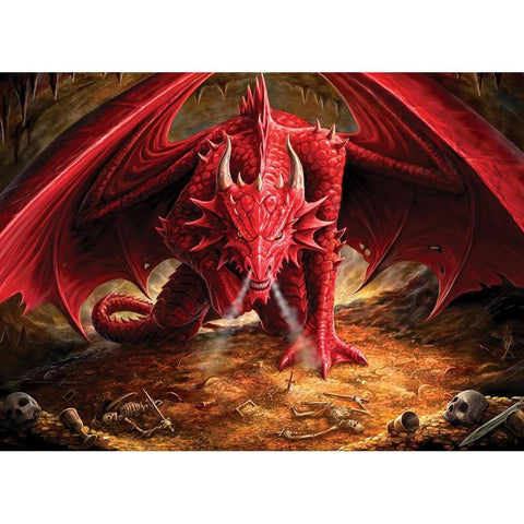 Dragons Lair Fantasy Puzzle 1000 Piece