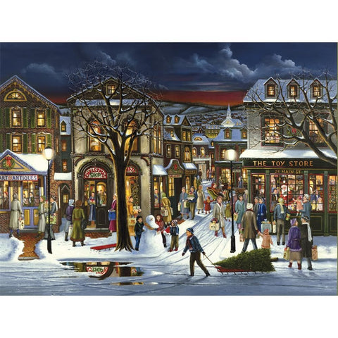 Tis the Season Holiday Puzzle 500 Piece