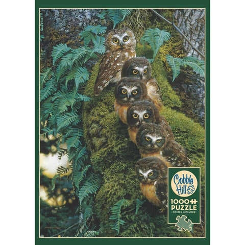 Family Tree Animal Puzzle 1000 Piece