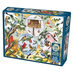 Winterbird Magic Animal Puzzle 500 Piece