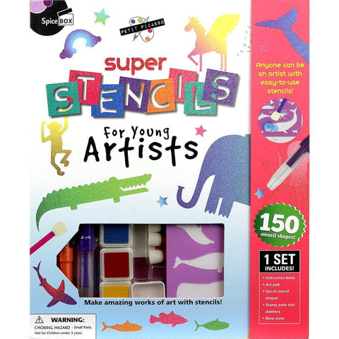628992009636 Super Stencils SpiceBox - Calendar Club1