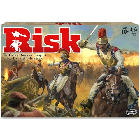 Risk Game Product Image Calendar Club