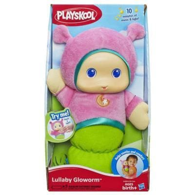Lullaby Glowworm Assortment - Each Sold Separately