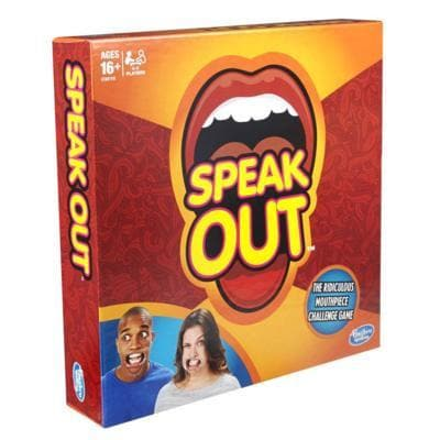 Speak Out - Limited Quantities