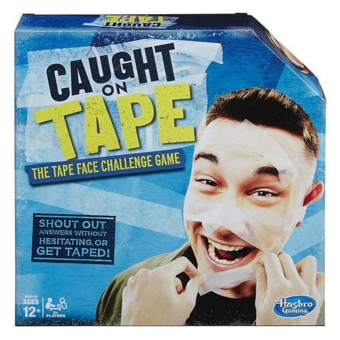 630509628100 Caught on Tape Hasbro - Calendar Club1