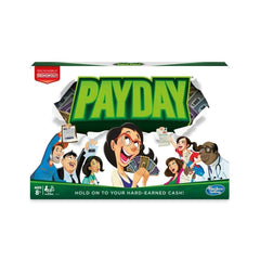Payday Board Game Packaging Image Calendar Club