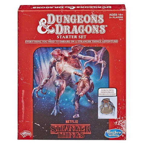 Dungeons and Dragons Stranger Things Product Image