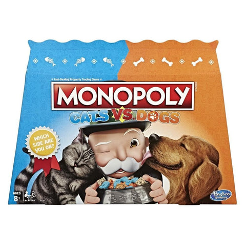 Cat vs Dog Monopoly Product Image