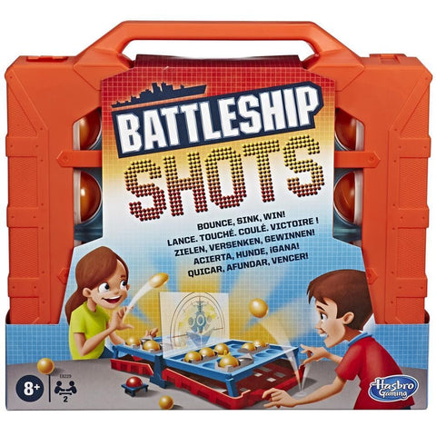 Battleship Shots Product Image