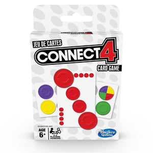 Connect 4 Card Game Product Image