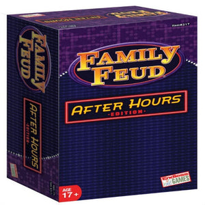 Family Feud After Hours Product Packaging Calendar Club