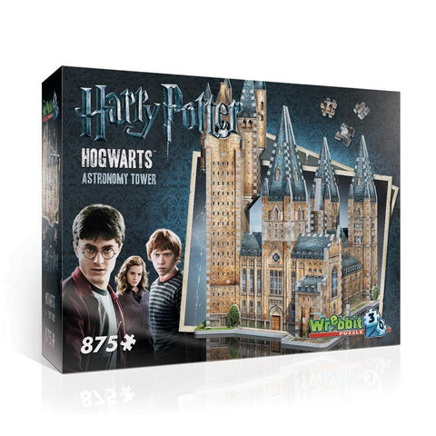 Hogwarts Great Hall 850 Pc 3D Puzzle