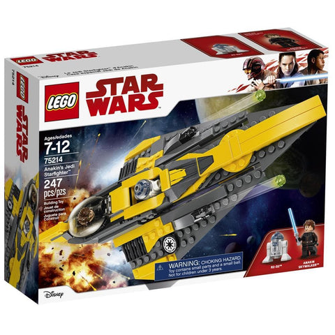 673419282291 Booster product Anakin Starfighter Lego - Calendar Club1