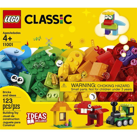 Classic Bricks and Ideas Front Product Image
