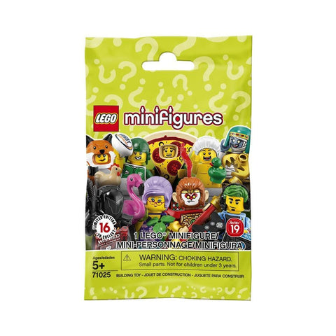 Lego Minifigures Blind Box Product Packaging Image