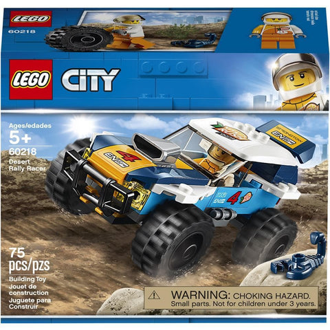 City Desert Rally Racer Front Product Image