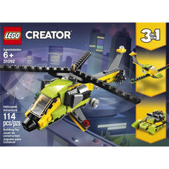 Creator Helicopter Adventure Front Product Image