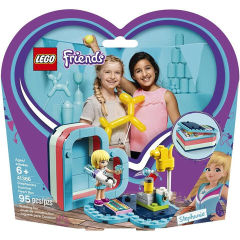 Friends Stephanies Summer Heart Box Front Product Image