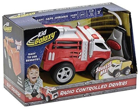 Radio Controlled Fire Truck - Calendar Club of Canada - 1