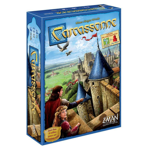 Caracasson Game Packaging Calendar Club